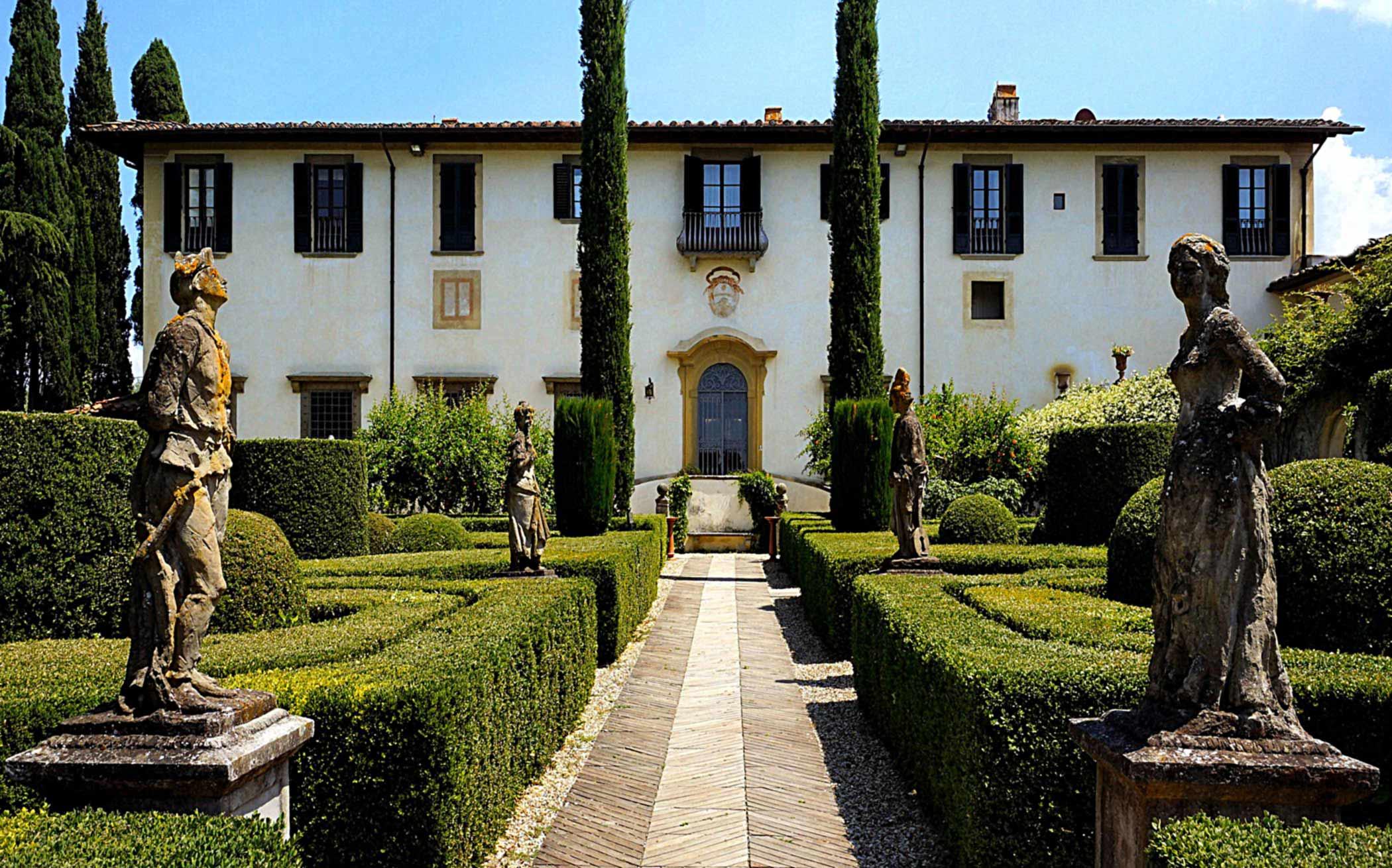 Villa Le Piazzole, Firenze